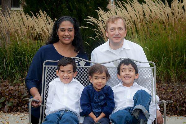 Alexander, Christian & Sophia
