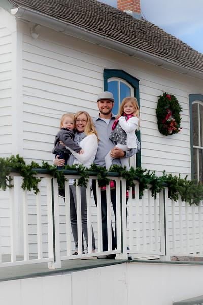 Jude, Evan, Chelsa & Kevin