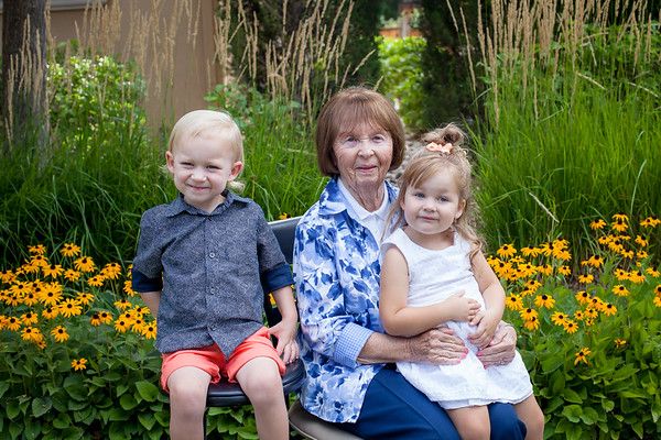 George, Jaime & Families