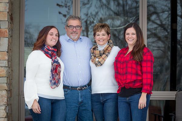J, Pam & Family