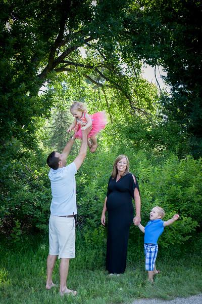 Juliet, William, Anne & Mike