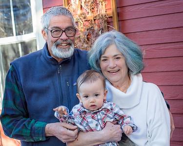 Lucia, Tim & Ari