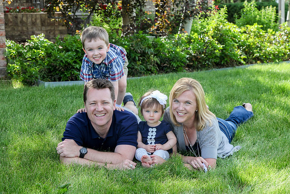 Hannah, Nicholas, Melissa & Chip