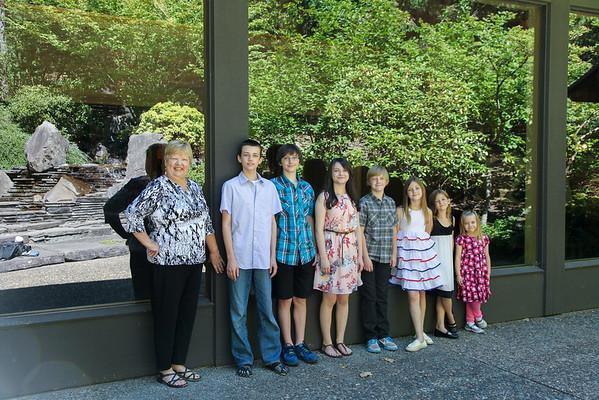 Pauline's Family