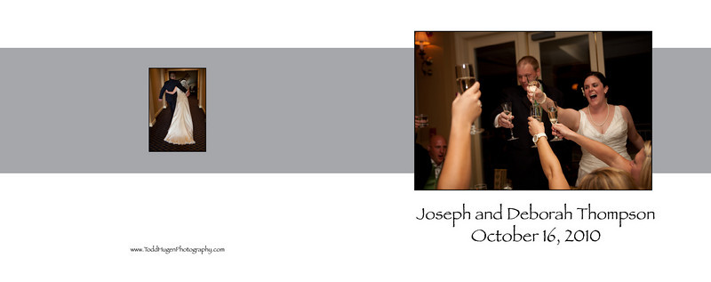 Joe and Deb Proof Book Cover Options