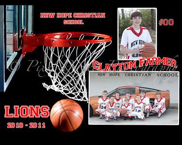 Clayton collage