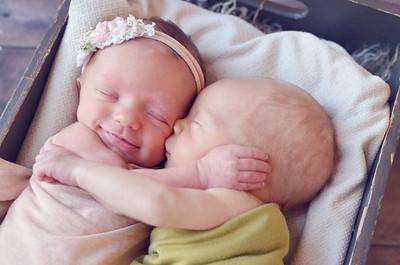 Brody & Stella | Newborn