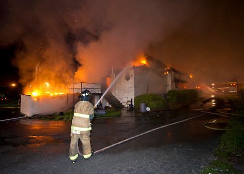 Cecil's Fire