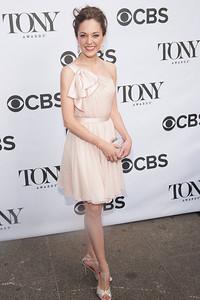 Tony Award Winner Laura Osnes