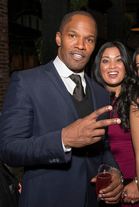 Jamie Foxx - Django after party