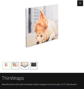 Wall Art: ThinWrap