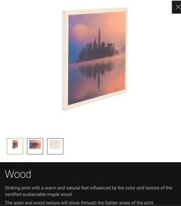 Wall Art: Wood