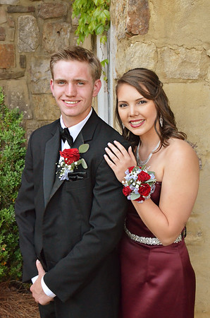 Clara's First Prom