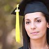 Rayanna Graduates by Sandi :