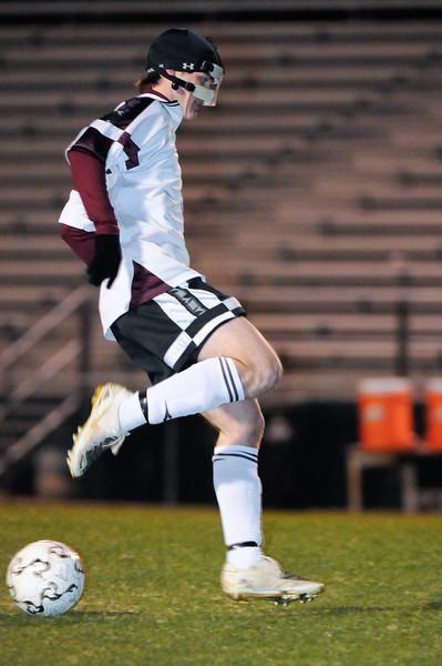 BRHS-Central Soccer 2008