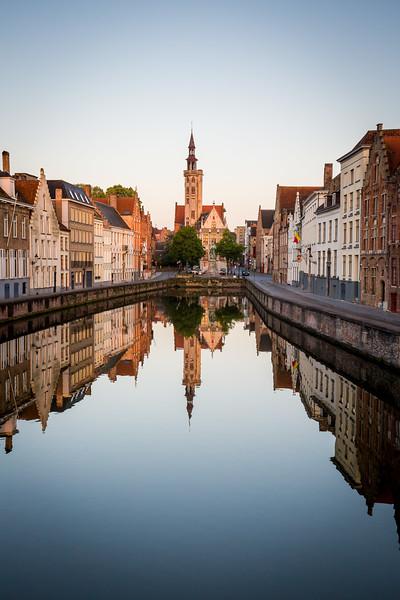 Bruges & Paris