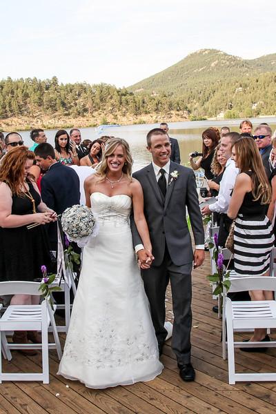 Jenna & Nathan's Wedding/Reception
