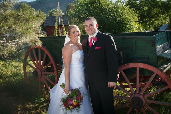 Zac & Karen's Wedding