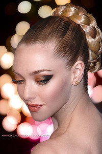 "Actress Amanda Seyfried - ""Les Miserables"" Film Premiere"