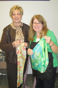Susan,Cindy_with_scarves