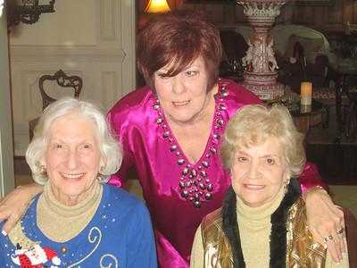 Frances,Dianne,Faye