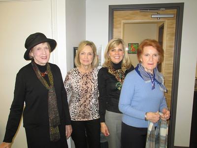 Bev,Gloria,B Taylor,Amy