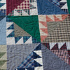 Scrappy Plaid Quilt