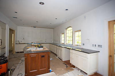 FJC - 39 West Bank Lane - Lower cabinets installed 4