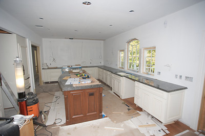 FJC - 39 West Bank Lane - Lower cabinets installed 14