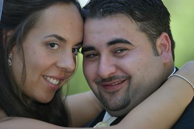 Mike & Jess Wedding Day