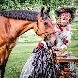 Southern Belle - Scarlett O'Hara