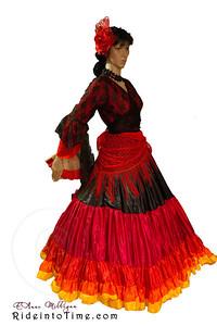 Spanish Senorita: Carmen