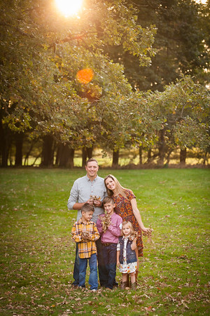 Erin's Fall Family Photos 2017