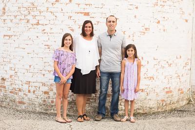 Nicole Hoffman Family Photos 2018 Summer