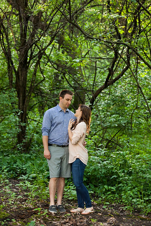 Monica and Santo's Engagement Session