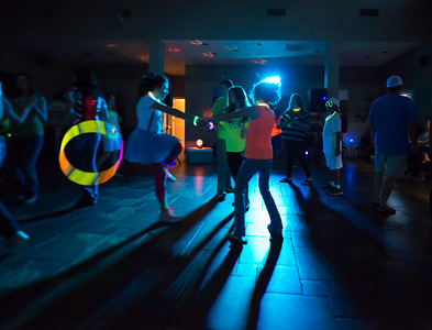 Kids Neon Party
