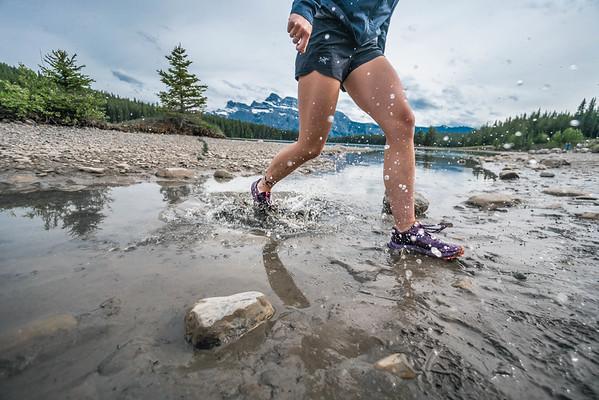 Trail Running Spring / Summer 2018 Arc'teryx Shoot in Bow Valley, Alberta 2018