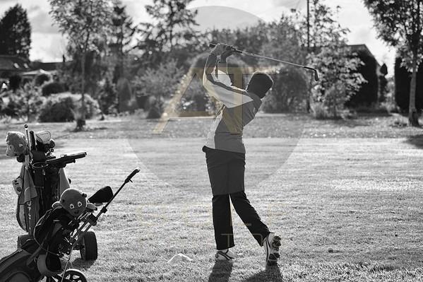 Russell Adams Golf Academy Gaudet Luce Aniko towers Golf Photo-13