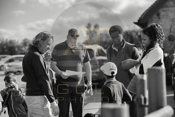 Russell Adams Golf Academy Gaudet Luce Aniko towers Golf Photo-5