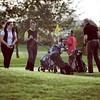 Russell Adams Golf Academy Gaudet Luce Aniko towers Golf Photo-84