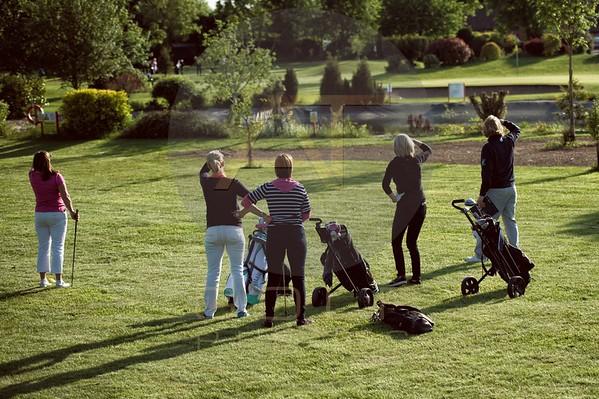 Russell Adams Golf Academy Gaudet Luce Aniko towers Golf Photo-56