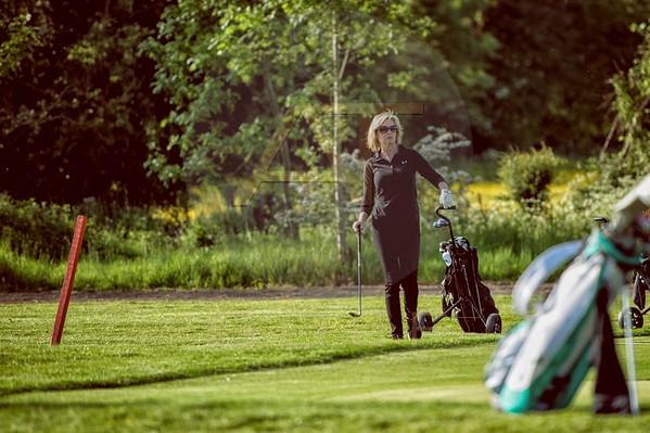 Russell Adams Golf Academy Gaudet Luce Aniko towers Golf Photo-35