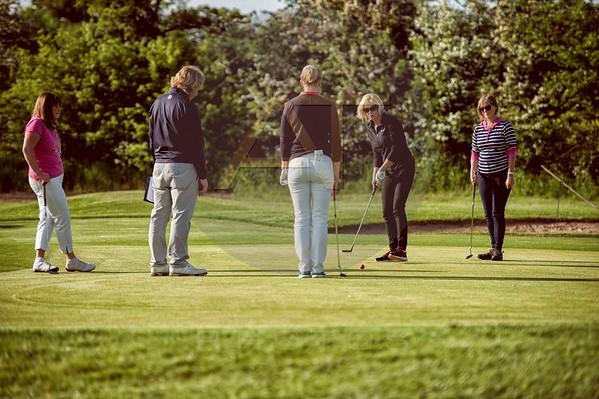 Russell Adams Golf Academy Gaudet Luce Aniko towers Golf Photo-41