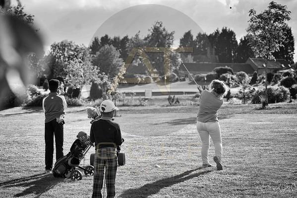 Russell Adams Golf Academy Gaudet Luce Aniko towers Golf Photo-32