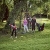 Russell Adams Golf Academy Gaudet Luce Hadzor Aniko towers Golf Photo-11