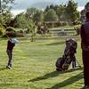 Russell Adams Golf Academy Gaudet Luce Aniko towers Golf Photo-23