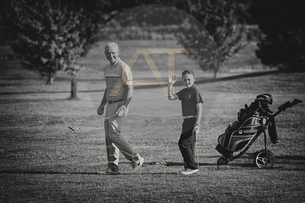 Russell Adams Golf Academy Gaudet Luce Aniko towers Golf Photo-12