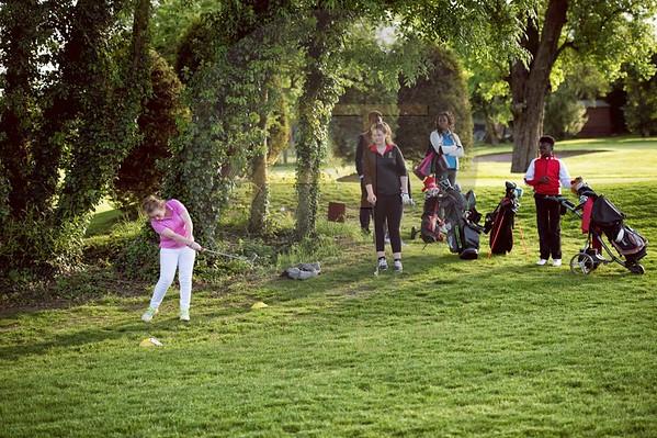 Russell Adams Golf Academy Gaudet Luce Hadzor Aniko towers Golf Photo-15
