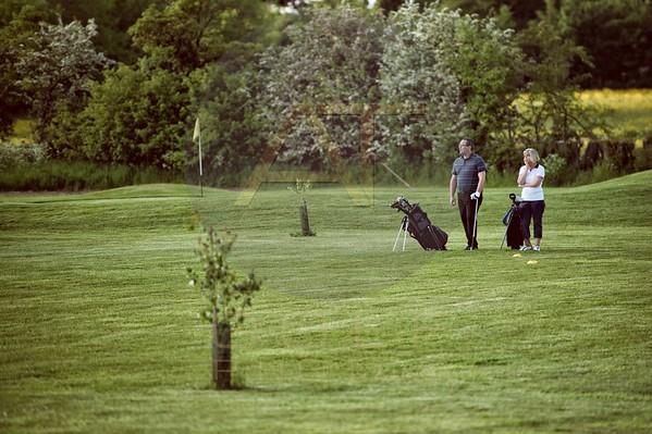 Russell Adams Golf Academy Gaudet Luce Aniko towers Golf Photo-79