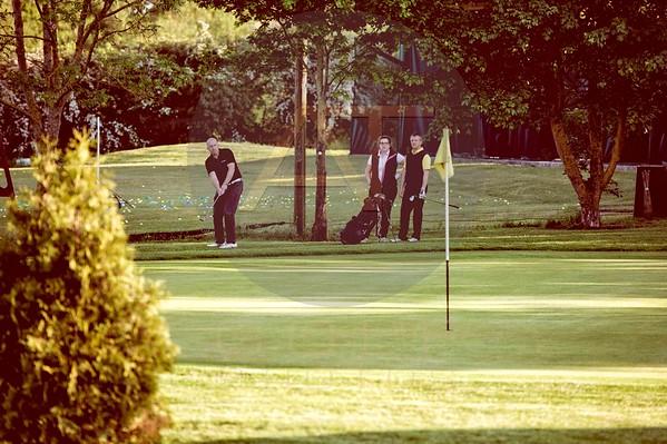 Russell Adams Golf Academy Gaudet Luce Aniko towers Golf Photo-102